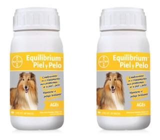 Equilibrium Piel Y Pelo Bayer 2 Pack
