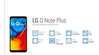 Lg Q Note Plus 64gb 4gb De Ram !