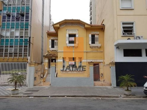 Casa Sobrado Com Área Total De 711m² - Bi3675