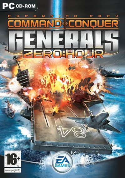 Command & Conquer Generals Zero Hour Pc Digital