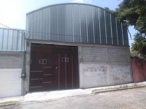 Bodega Comercial En Renta Desarrollo San Pablo