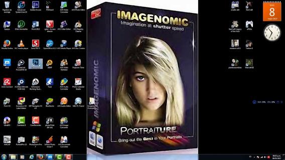 Imagenomic Portraiture 3 - Maquiagem Virtual Para Seu Rosto