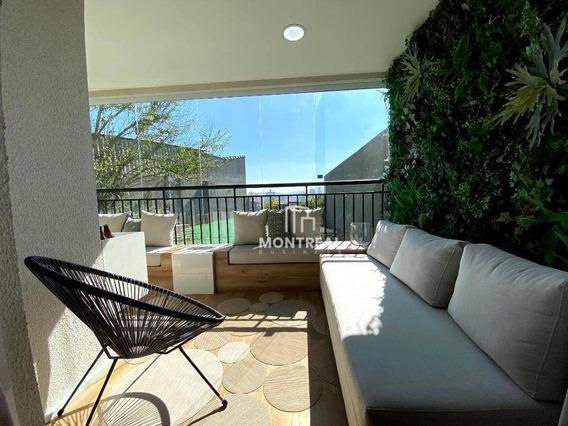 Apartamento Com 2 Dormitórios À Venda, 57 M² Por R$ 498.907,00 - Alto Da Lapa - São Paulo/sp - Ap1555