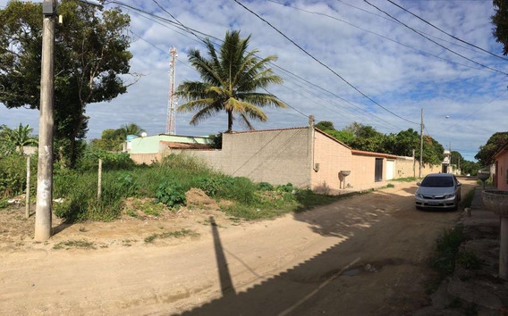 Terreno Em Balneário Ponta Da Fruta, Vila Velha/es De 0m² À Venda Por R$ 100.000,00 - Te334684