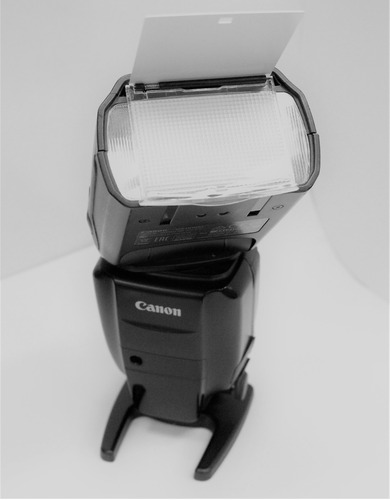 Flash Canon 600 Ex Rt