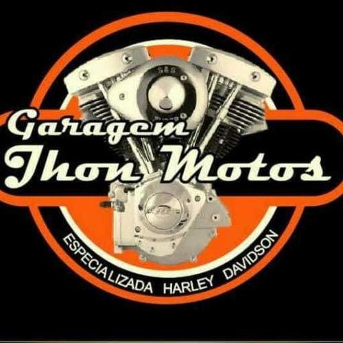 Garagem Jhon Motos Serviços Especializado Harley Davidson