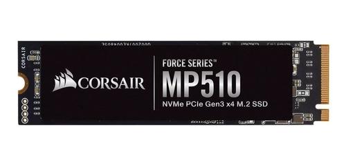 Imagen 1 de 5 de Disco Sólido Interno Corsair Force Series M.2 480gb Nvme