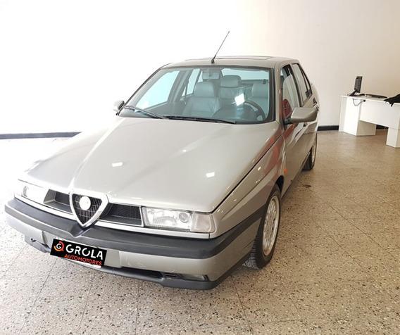 Alfa Romeo 155 Super - T Spark - 16v - Cuero - Full