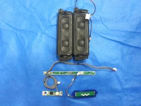Placas Diversas + Alto Falante Tv Monitor Lg M2250d....(100)