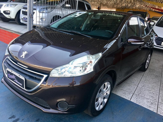 Completo - Peugeot / 208 Active 1.5 Flex 2014