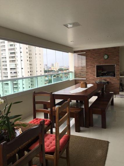 Apartamento À Venda, 4 Quartos, 4 Vagas, Centro - São Bernardo Do Campo/sp - 66742