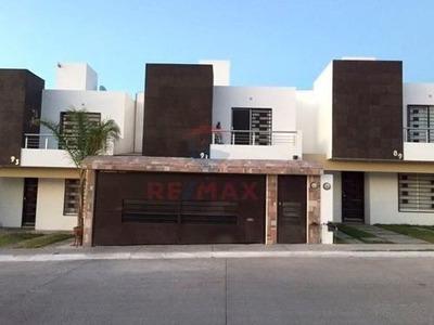 Casa Renta Amueblada San Juan Del Rio