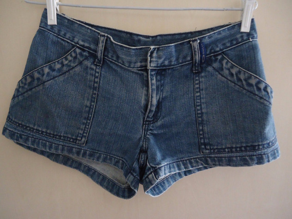 Shorts Jeans Oakley Feminino 36/38 Usado