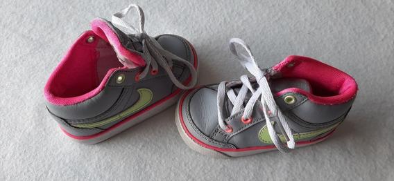 Zapatillas Nike Niñas Urbanas Zapatillitas Nena Impecables