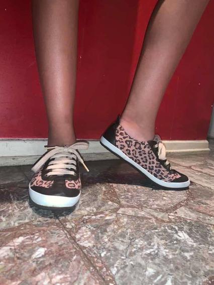Zapatillas Zara Trf #36