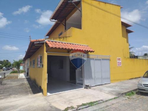 Casa Com 4 Dormitórios À Venda, 200 M² - Emaús - Parnamirim/rn - Ca0165