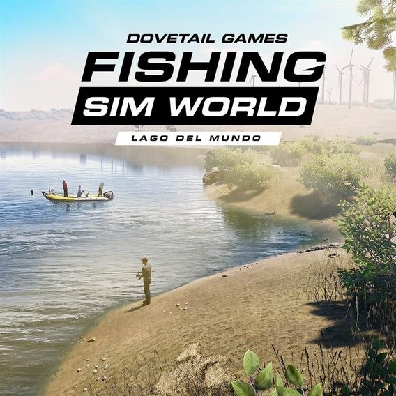 Fishing Sim World - Lago Del Mundo Xbox One Cd Key Original