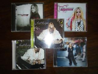 Cds Dvd Original Avril Lavigne