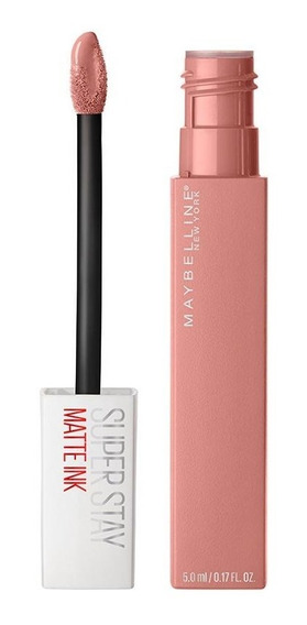 Batom Super Stay Matte Ink Maybelline - Poet 5ml