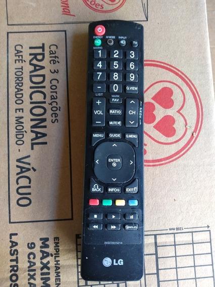 Controle Tv LG Modelo 42ld460