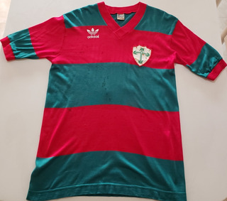 Camisa Portuguesa adidas Anos 80