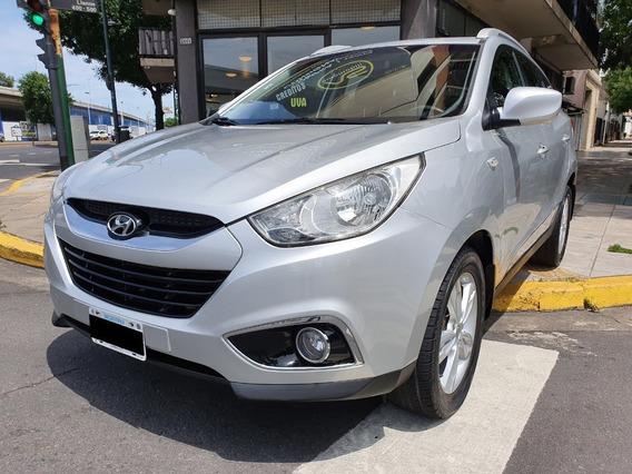 Hyundai Tucson 2wd 2.0 2014 Colo Gris Plata As Automobili