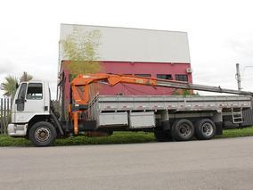 Cargo 2428 06/06 Munck Argos 16000 3h/2m Carroceria