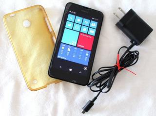 Nokia Lumia 635 Liberado 4g Con Batería, Cargador Y Tpu