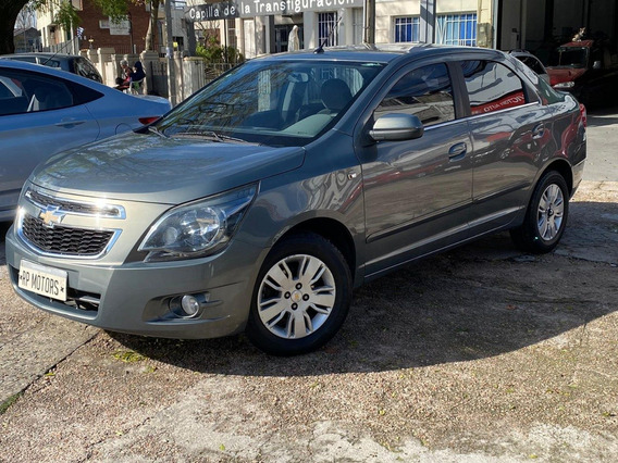Chevrolet Cobalt Ltz 2013 Nafta Automatico 1.8 Airbags Full