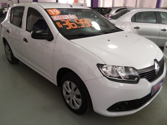 Sandero 1.0 12v Sce Flex Authentique Manual 31204km