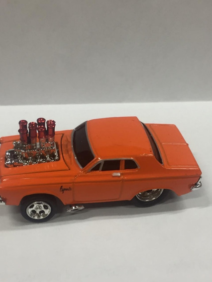 Jada Plymouth Dodge Bone Shaker Muscle Machines 1/64