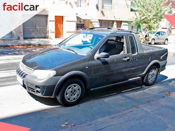 Fiat Strada Adenture 2008 Nafta U/dueño Excelente Estado!!