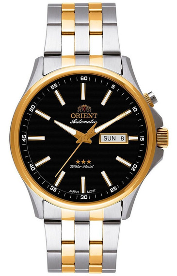 Relógio Orient Automático Masculino 469tt043 P1sk Dm 44,57m