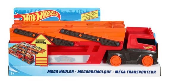 Hot Wheels Action, Mega Remolque