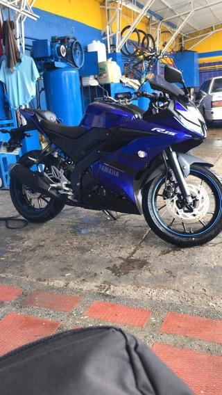 Yamaha Yzfr15 2020
