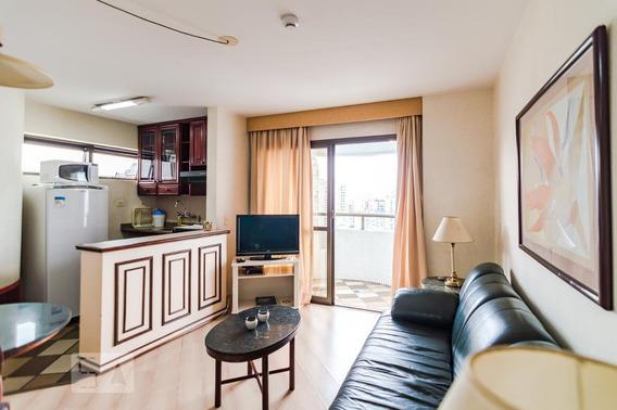 Apartamento Para Aluguel - Bela Vista, 1 Quarto, 52 - 893009845