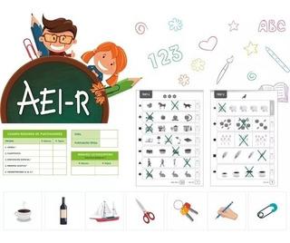 Aei R Aptitudes En Educación Infantil - Revisado