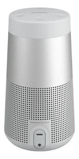 Bocina Bose SoundLink Revolve portátil inalámbrica Luxe silver 230V
