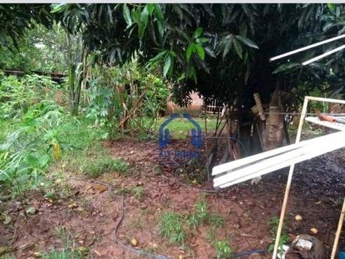 Chácara Com 3 Dormitórios À Venda, 1000 M² Por R$ 280.000 - Estância Bela Vista Iii (zona Rural) - São José Do Rio Preto/sp - Ch0189