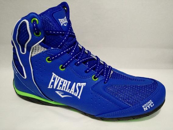 Tênis Everlast Strike Botinha Treino Fitness Boxe