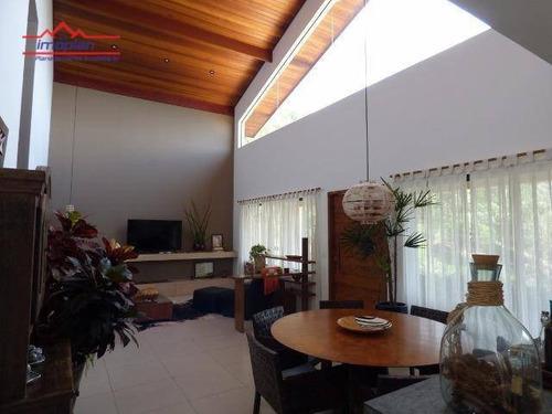Casa Com 4 Dormitórios À Venda, 234 M² Por R$ 1.450.000,00 - Condomínio Residencial Água Verde - Atibaia/sp - Ca4620