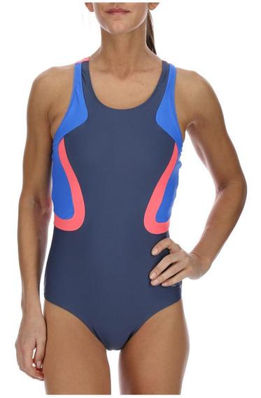 Traje De Bano Swimsuit Baru Ii Gris Body & Soul