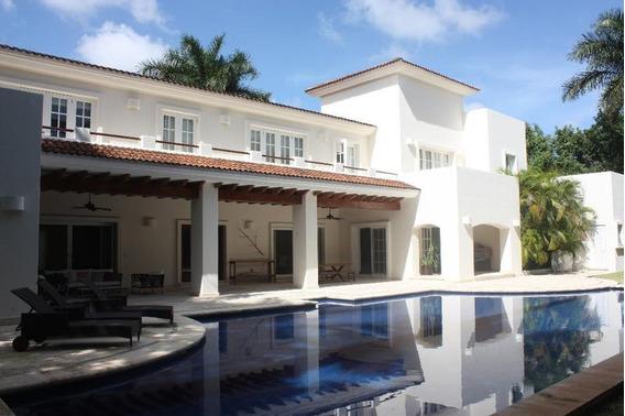 Villa Magna Hermosa Residencia De 4 Recámaras En Venta Cancún, Quintana Roo