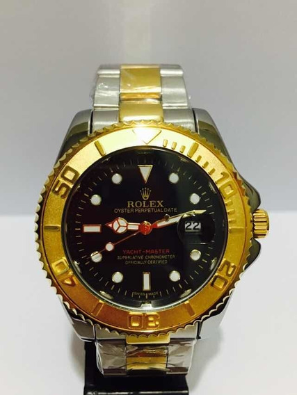 Relógio Submariner Yacht-master Misto Black