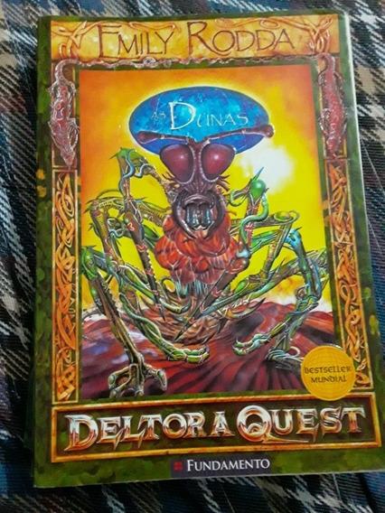 Livro Deltora Quest- Dunas