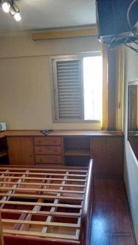 Imagem 1 de 13 de Apartamento Com 2 Dormitórios Para Alugar, 50 M² Por R$ 1.200,00/mês - Jaguaré - São Paulo/sp - Ap3445