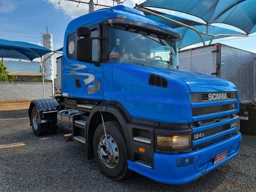 Imagem 1 de 15 de Scania 124 360 4x2 - 1999
