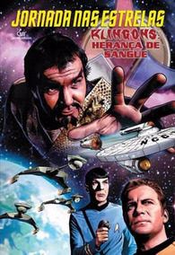 Jornada Nas Estrelas - Klingons - Hq Nova E Lacrada!!!!!!!!!