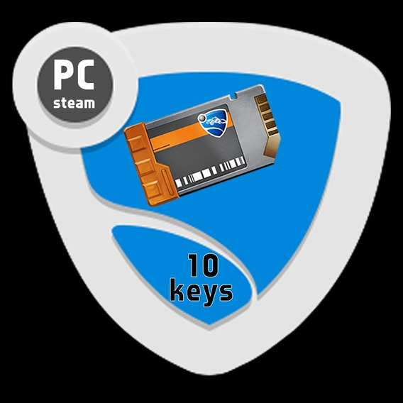 10 Keys + Brinde 1 Carro - Rocket League Pc