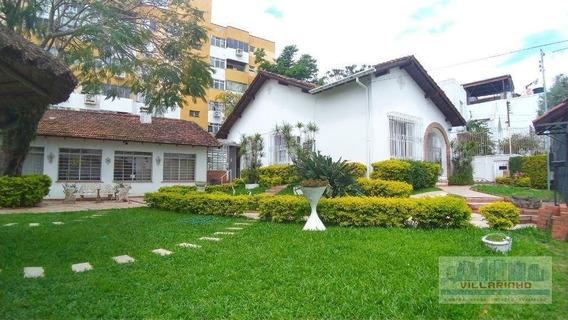Casa Residencial À Venda, Coronel Aparício Borges, Porto Alegre. - Ca0397